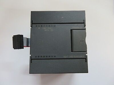 Siemens Simatic 6Gk 7243-1Ex00-0Xe0 Communications Processor Cp243-1