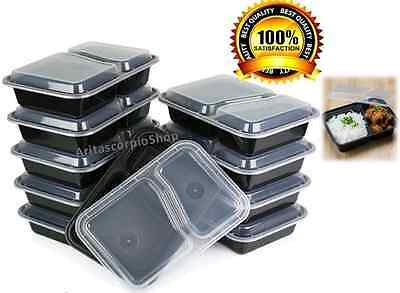 Lunch Box Sets Tupperware Food Container Storage Microwaveable Fresh Freeze Hot