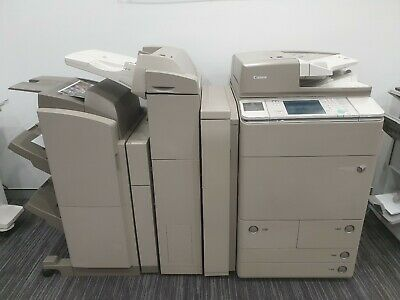 Canon IR ADVANCE C7055 Colour Copy,Print,Scan,email,Fax,Duplex,2 or 4 Hole Punch
