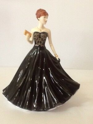 """Royal Doulton Figurine """"KEYS CHARM"""" HN5737 / In Box With Certificate"""