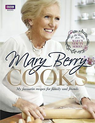 Mary Berry Cooks by Mary Berry Hardcover Book