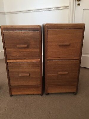 1950's Side Tables