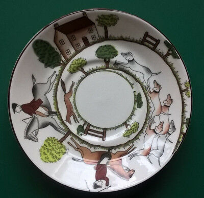 Crown Staffordshire Hunting Scene Replacement Pieces - Choose From List