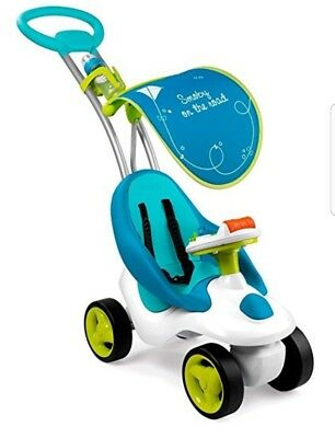 Smoby Bubble Go 2 in 1 *TOP* Tolles Weihnachtsgeschenk