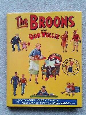 The Broons oor wullie the early years 1936 to 1946