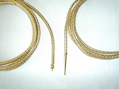 Wonder Woman Costume Golden Lasso rope Choose your size
