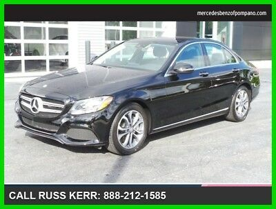 2017 Mercedes-Benz C-Class C 300 2017 C 300 We Finance and assist with shipping-Call Russ Kerr 855-235-9345