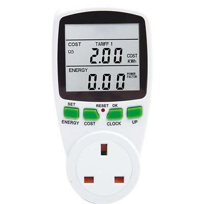 ENERGY Meter Reader Effective Way Measure Usage Electricity CONSUMPTION Digital