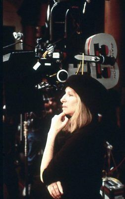 Barbra Streisand Directing Mirror Has Two Faces Rare 35Mm Slide Transparency3