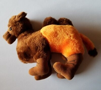 Vintage Stuffed Camel from Nadel & Sons Toy Corp.