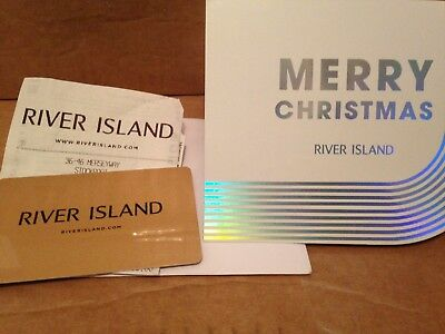 River Island Gift Card £50 Perfect Christmas Present 🎅