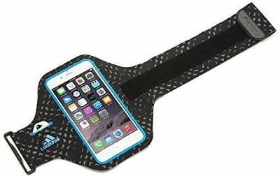 Griffin Adidas Fitness Running Armband Case for iPhone 5 5C 5S SE - Black / Blue