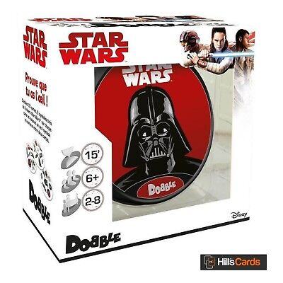 Star Wars Dobble By Asmodee The Award-Winning Visual Perception Card Game Family