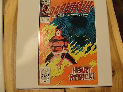 Daredevil #254, VF-, 1st appearance Typhoid Mary