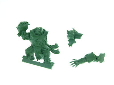 Blood Bowl Core Game Orc Team - Thrower *komplett* - *BITS*