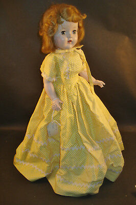 """Vintage Harry Doll Open mouth Doll 20"""""""