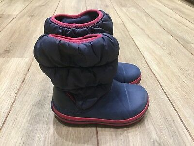 Crocs Infants Boots. Size 8