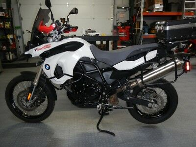 2010 BMW F-Series  2010 F800GS, 21K mi, TT cases, delivery available in northeast.