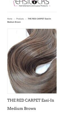 Easilocks Easi In piece (medium brown)