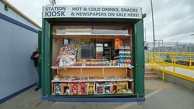 Storage Unit/ Converted Retail Unit or Catering Use 8ft by 6ft