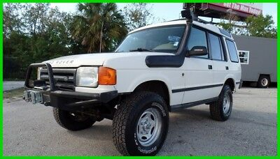 1994 Land Rover Discovery 4X4 MANUAL OFF ROAD PREPPED FLORIDA NO RESERVE! 1994 LAND ROVER DISCOVERY 4X4 MANUAL TRANSMISSION OFF ROAD FLORIDA NO RESERVE!