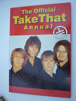 TAKE THAT Annual 1995 - Very Good Condition