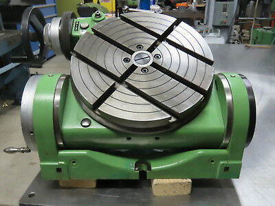 Walter High Precision Tilting Rotary Table