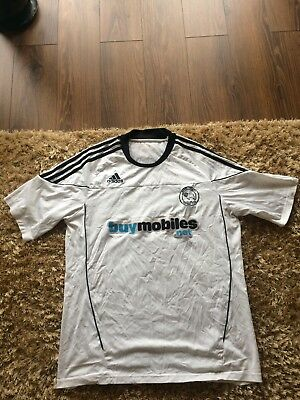 Football Shirt Adidas Derby County Home 2010-2011  Size Xl Very Good Condition