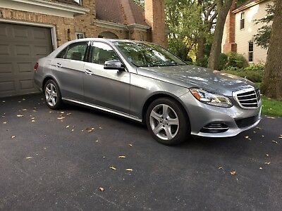 2014 Mercedes-Benz E-Class Luxury 2014 Mercedes-Benz E350 4-matic