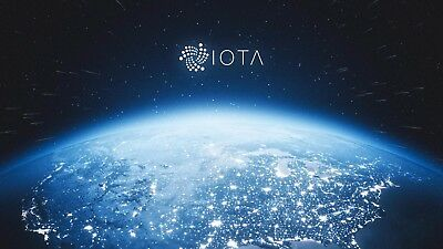 100,000 IOTA (Internet of Things) .1 MIOTA Crypto Coins **TRUSTED USA SELLER**