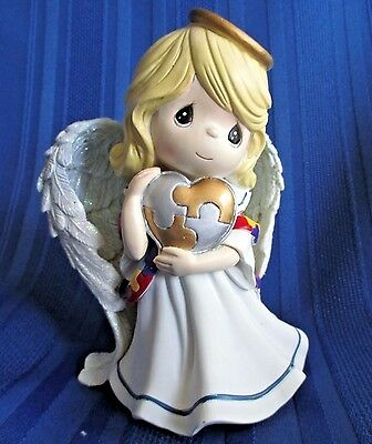 Precious Moments ~ Angel of Caring ~ Heavenly Blessings Collection 2013 LTD