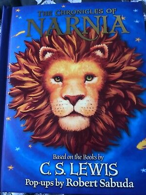 The Chronicles of Narnia Pop-Up: Based on the Books by C. S. Lewis FREE DELIVERY