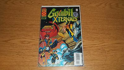 Gambit & The Xternals #4 1995 Series Marvel Comics  X-Men Age Of Apocalypse