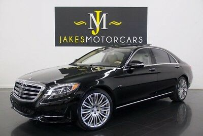 2016 Mercedes-Benz S-Class S600 DESIGNO V12***ONLY 542 MILES!***$174,845 MSRP 2016 MERCEDES S600 V12 DESIGNO, ONLY 542 MILES! $174,845 MSRP! DESIGNO INTERIOR!