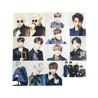 BTS Bangtan Boys HYYH on Stage Epilogue Official Mini PhotoCard