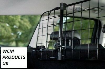 LAND ROVER FREELANDER 2 DOG GUARD Boot Pet Safety Mesh Grill EASY HEADREST FIT !