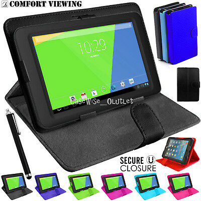 """Leather Case Magnetic Flip Cover Stand New For Lenovo TB-X103F 10.1"""" inch Tablet"""