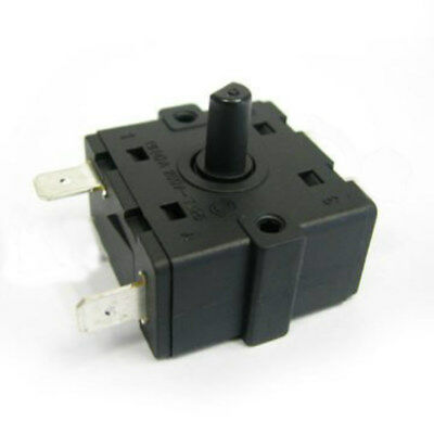 Power OFF/ON 2 Position Rotary Switch 16A 125V/250VAC