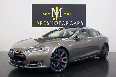 2015 Tesla Model S P85D AWD ($129K MSRP) 2015 TESLA MODEL S P85D AWD, $129K MSRP! ONLY 14K MILES, AUTOPILOT, LOADED!