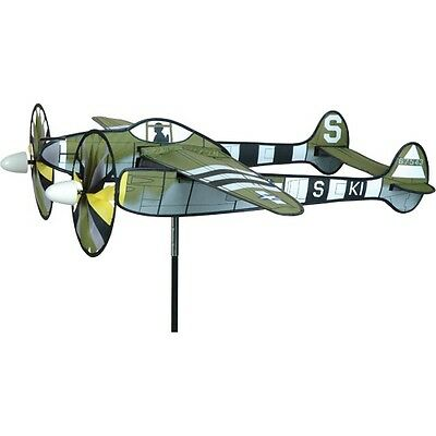 Warplane P38, Air force Wind Spinner Garden decoration