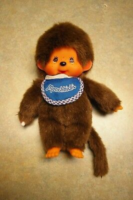 "Original Monchhichi 'a Gift From An Angel' Sekiguchi 7"" Tall Doll"