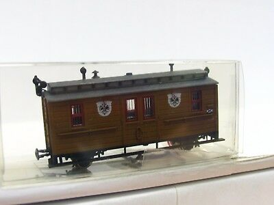 Antiquar Souvenir tm H0e Postwagen K.S.Kaiserliche Post VP (TR9961)