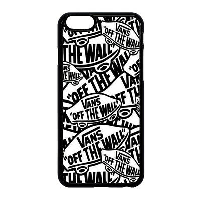 Vans Black n White Cover for Apple iPhone / Samsung Galaxy