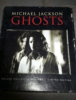 coffret collector ghosts michael jackson