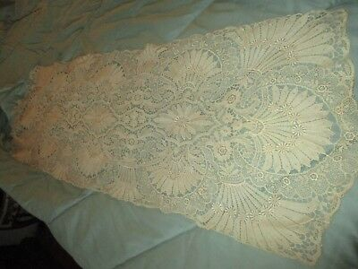 Antique Lace Long Table Runner