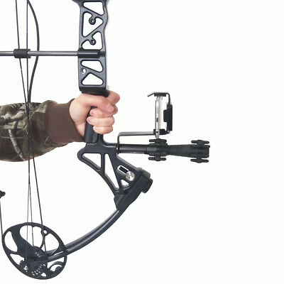 Smartphone Compound Bow Mount Camera Holder Phone Bow Shooting Recorder
