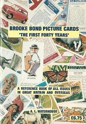 Brooke Bond Picture Cards The First Forty Years