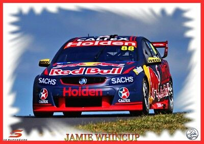 Jamie Whincup Poster