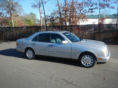 1999 Mercedes-Benz E-Class  1999 Mercedes Benz E320, rusty but trusty.  Long Island, NY LOW reserve.
