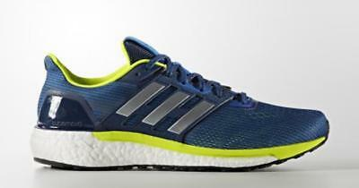Adidas Supernova Boost Mens Neutral Running Gym Trainers Shoes 8 9 10 11 12